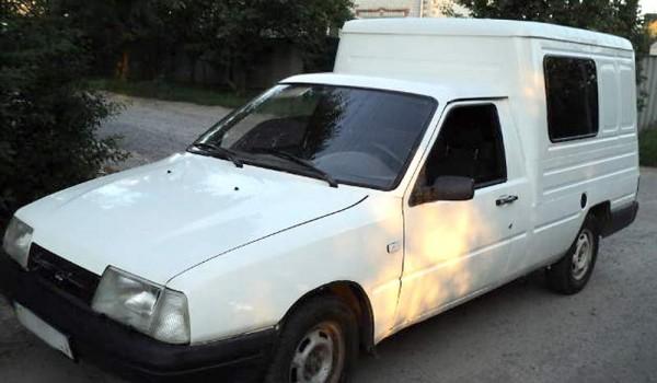 Фургон ИЖ-2717.