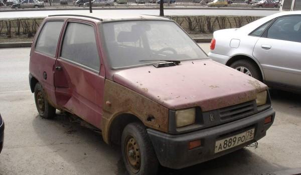 ВАЗ-1111 «Ока». 2007 год.