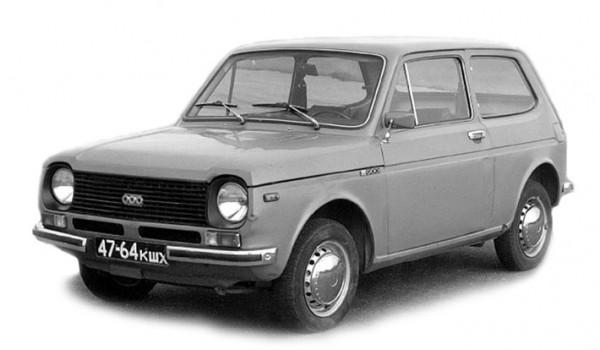 ВАЗ Э1101 Опытный (1970).