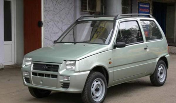 ВАЗ-2111 «Ока».