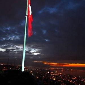 Курбан байрам в стране цивилизованного ислама. Измир. 2011 год.