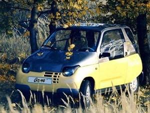 ВАЗ-1151 «Гном» – микроавтомобиль.