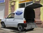 СеАЗ-11116-011-50 «Ока Пикап» – коммерческая модификации «Оки» на базе СеАЗ-11116 .