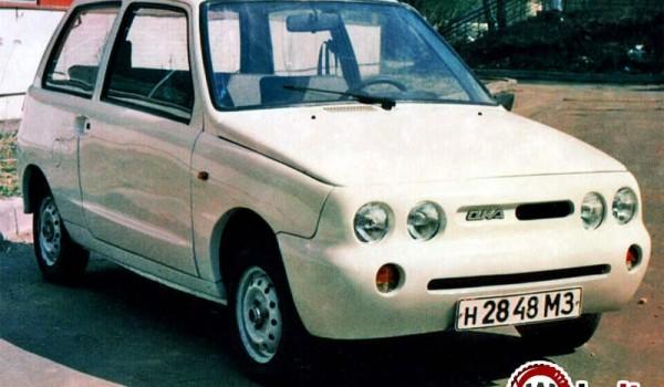 НАМИ-ВАЗ-1111 «Ока».