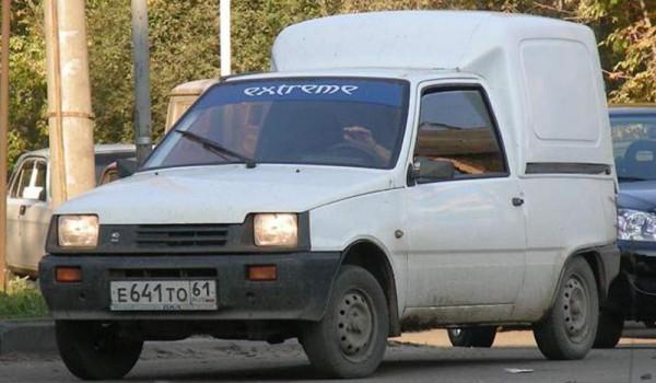 ВАЗ-1113-27 «Тойма» – серийное обозначение ВАЗ-17013.