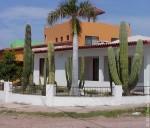 Дом зажиточного горожанина. Санта-Розалия. Мексика. 2011 год.