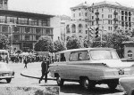 Микроавтобус «Старт». 1965 год.
