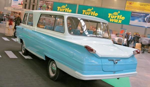 Микроавтобус «Старт».