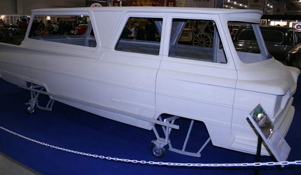 "Микроавтобус ""Старт"" в галерее www.autotrace.ru."