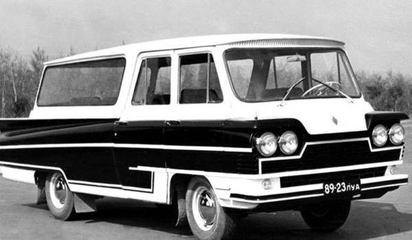 Микроавтобус «Старт» ЛАСЗ 1966 г.