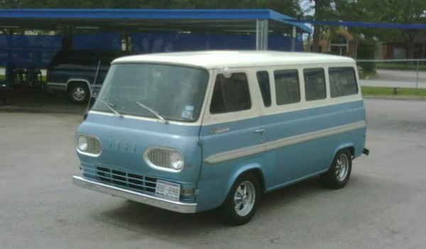 Ford Falcon Van  1962 г.