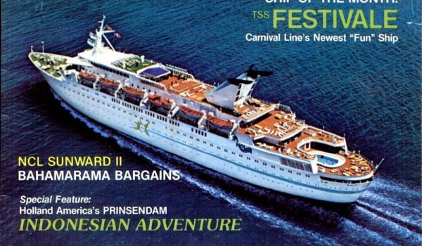Cruise & Travel Magazine за 1979 год.