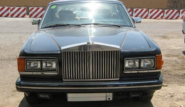 Rolls-Royce Silver Spur I.