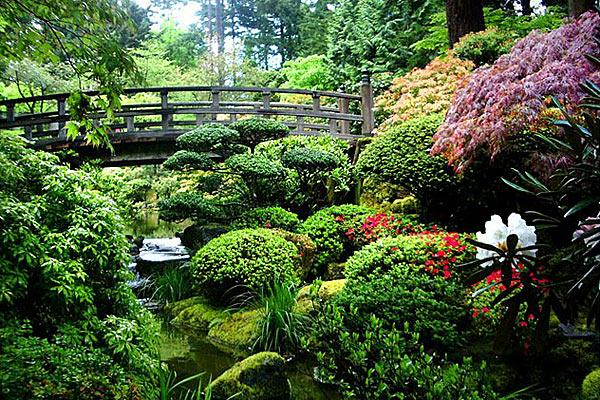 Японские сады в Портленде