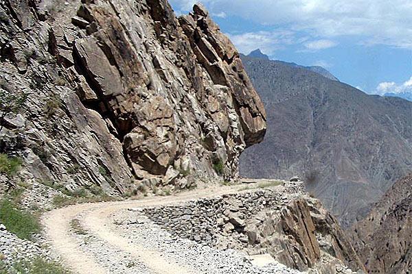 10-ти километровое восхождение на одну из самых высоких вершин мира Nanga Parbat в Пакистане.