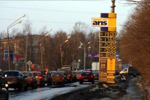 Цены на бензин на 20 марта 2009 г.