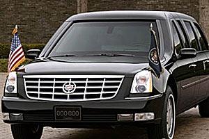Президентский Cadillac Барака Обамы