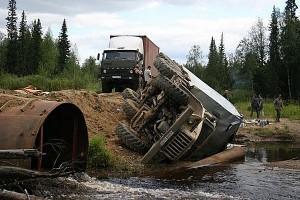 Сибирское бездорожье