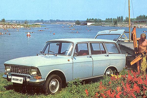 Moskvitch - 427