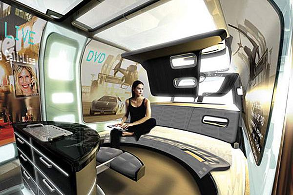 future RV bus от GMC