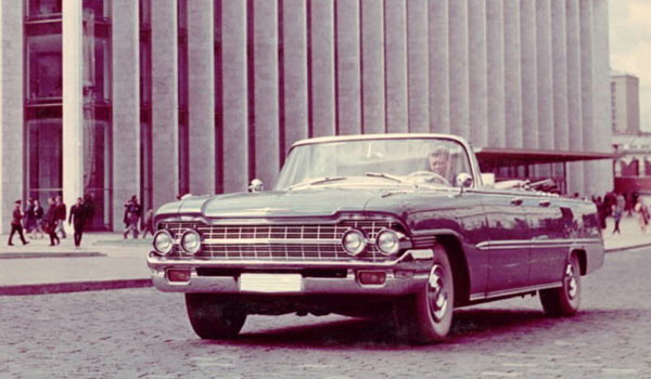 ЗиЛ 111Д 1964–67