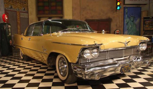 Chrysler Crown Imperial 1958 год