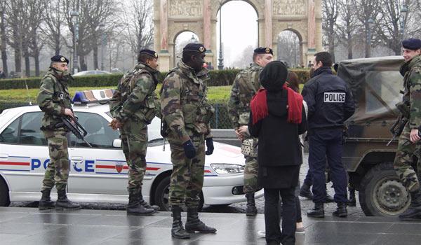 О французской полиции (для путешественников)