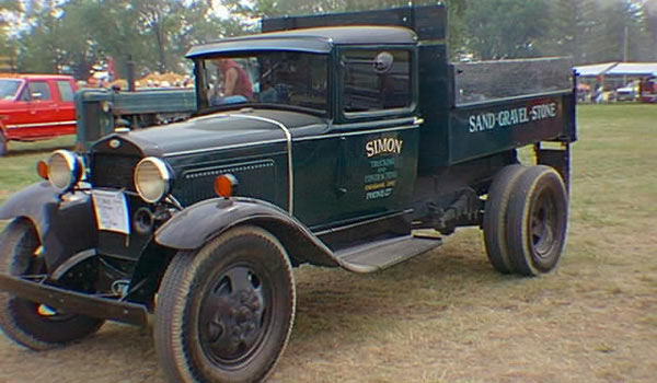 Ford AA dump truck, 1931 год