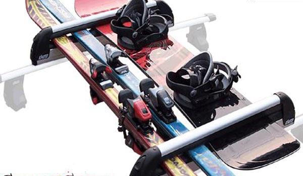 Готовим автомобиль к лыжному сезону