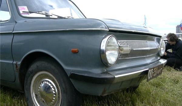 ЗАЗ-966В 1970 года