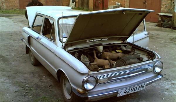 Настоящий «народный автомобиль» ЗАЗ-966