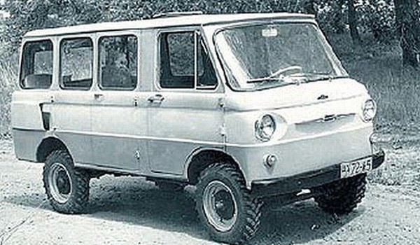 ЗАЗ-971 «Целина»