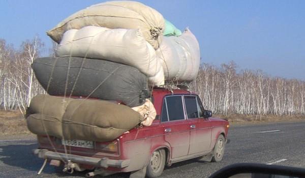 В начале девяностых российские автолюбители часто ездили в Европу по торгово-челночным делам