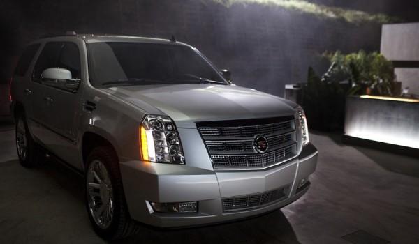Самый угоняемый в США автомобиль Cadillac Escalade