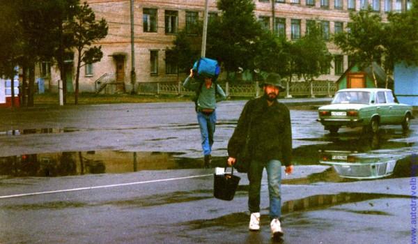 Иркутский порт, 1994 год