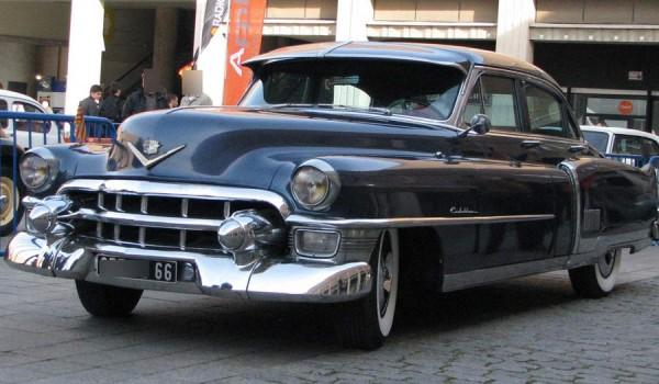 Cadillac Fleetwood 60