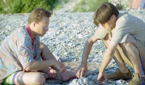 Вспомнили детство золотое. Черное море. 1997 год.