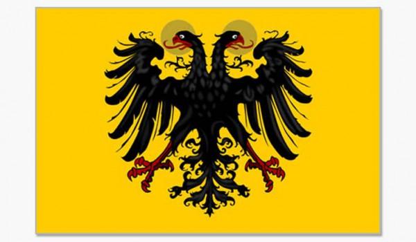 Флаг Великой Римской империи.