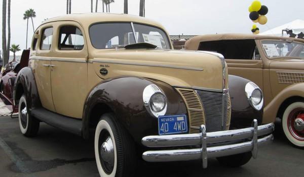 Ford Marmon-Herrington 4WD - 1940.