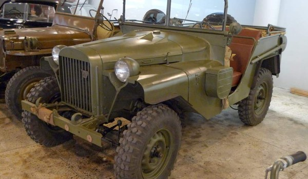 ГАЗ-64.
