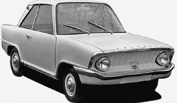 СМЗ-НАМИ-086 «Спутник»  1961 год.