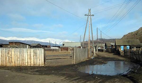 Весна на Байкале. Поселок Байкальское. 2010 год.
