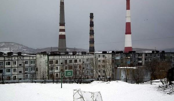 Петропавловск-Камчатский. 2011 год.