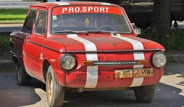 ЗАЗ-968.