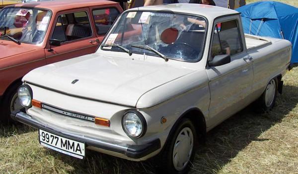 ЗАЗ-968МП.