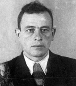 Ведущий конструктор ГАЗ-67 Григорий Вассерман.