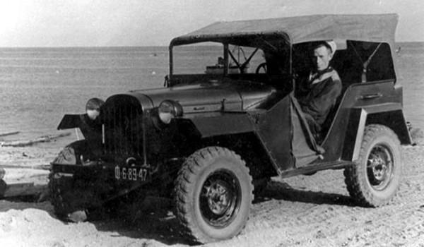 ГАЗ-67.
