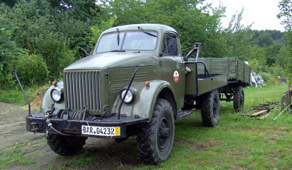 ГАЗ-63.