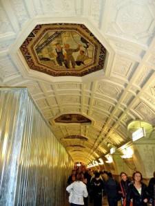 Московское метро. 2011 год.