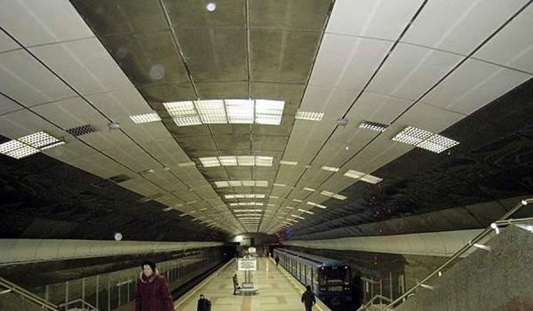 Новосибирское метро. 2010 год.